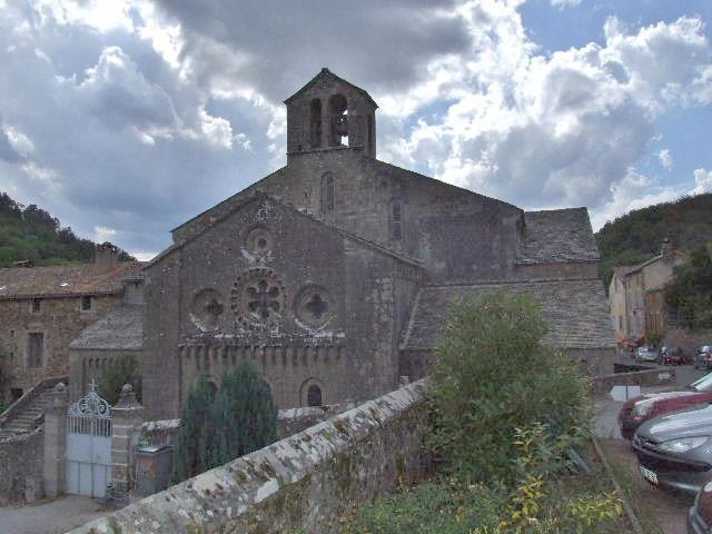 accueil abbaye de sylvanès